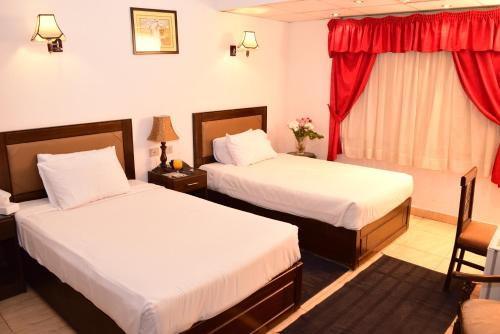 Bilik Deluxe Double atau Twin (Deluxe Double or Twin Room)
