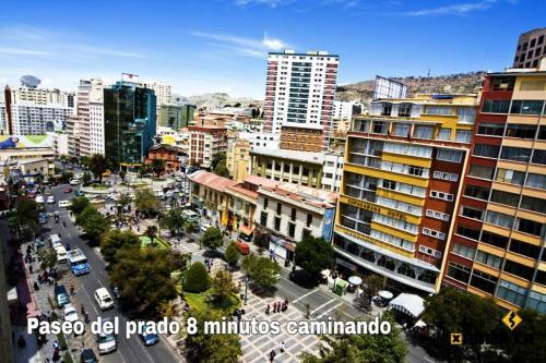 A Hotel Com Hotel Madrid Hotel La Paz Bolivia Price Booking