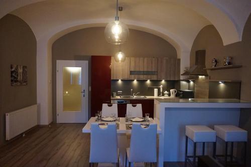 Moderne Ferienwohnung am Stadtplatz in Litschau - Apartment