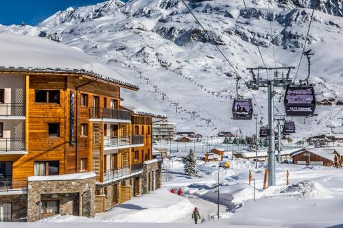 Chalet des Neiges - Daria I Nor - Accommodation - Alpe d'Huez