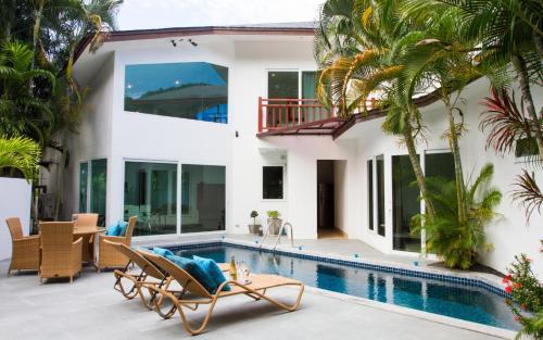 Beautiful private pool villa Nai Harn Beautiful private pool villa Nai Harn