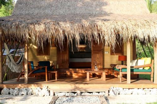 Gili Asahan Eco Lodge Hotel Review, Gili Islands, Indonesia