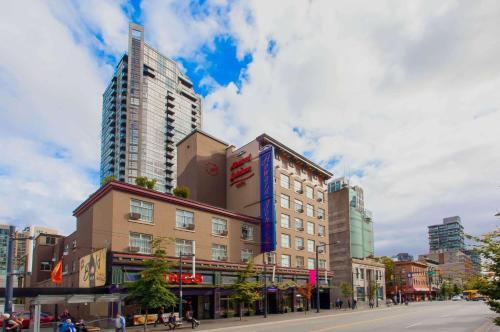 Howard Johnson by Wyndham Vancouver Downtown Foto principal