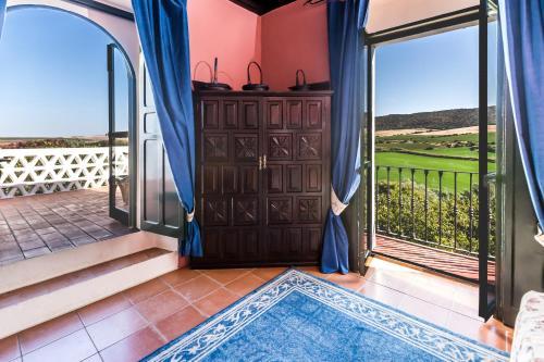 Habitación Doble Superior con terraza B&B Hacienda el Santiscal 21
