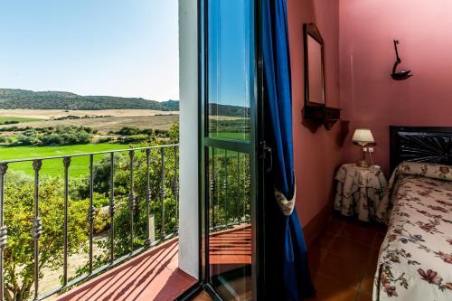 Habitación Doble Superior con terraza B&B Hacienda el Santiscal 18
