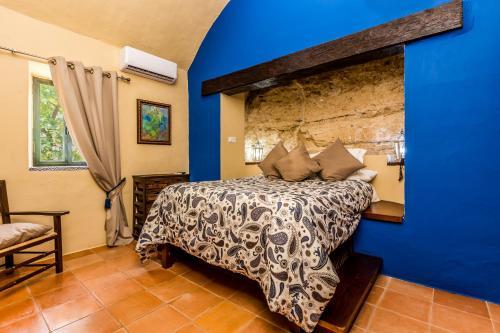 Habitación Doble - 1 o 2 camas B&B Hacienda el Santiscal 42