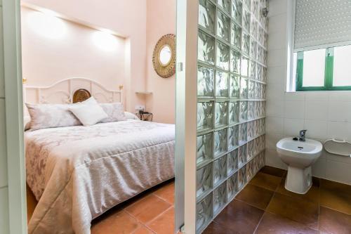 Habitación Doble - 1 o 2 camas B&B Hacienda el Santiscal 34