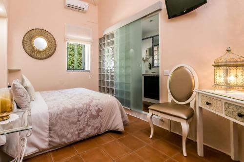 Habitación Doble - 1 o 2 camas B&B Hacienda el Santiscal 48