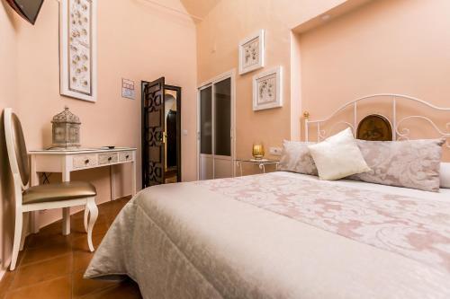 Habitación Doble - 1 o 2 camas B&B Hacienda el Santiscal 39