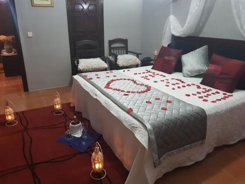 Habitación Doble con vistas - 1 o 2 camas   B&B Hacienda el Santiscal 38