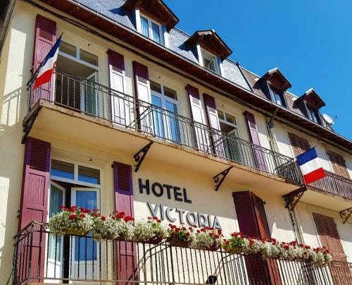 Hotel Victoria - Saint-Pierre-de-Chartreuse