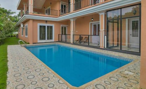 Villa Sea Breeze- Ultra Luxurious 5bhk with a private swimming pool