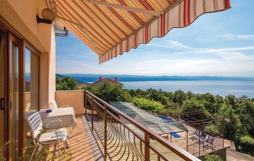 Breathtaking View On Mediterranean Sea And Islands