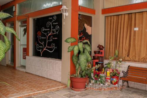 Hotel Ejecutivo Plaza Central 房间的照片