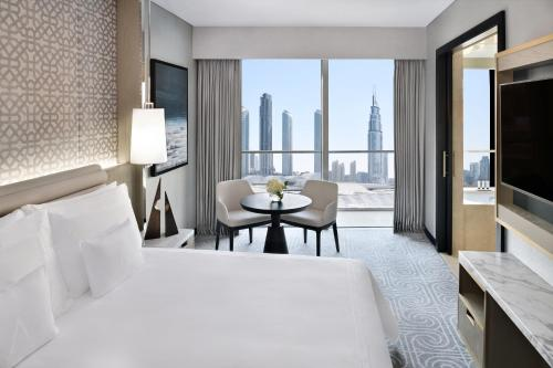 Address Dubai Mall rum bilder