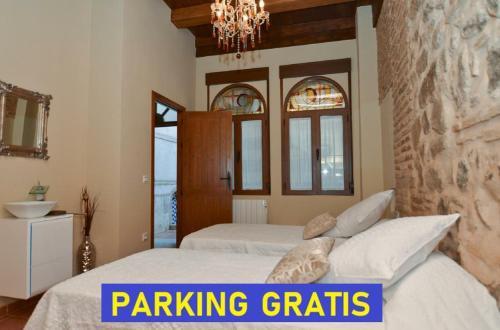 . Apartamentos La Casa Del Grial