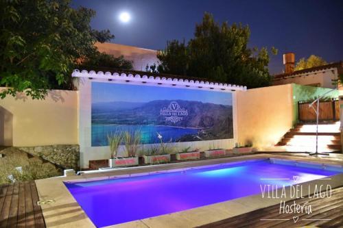 Фото отеля Hosteria Villa del Lago