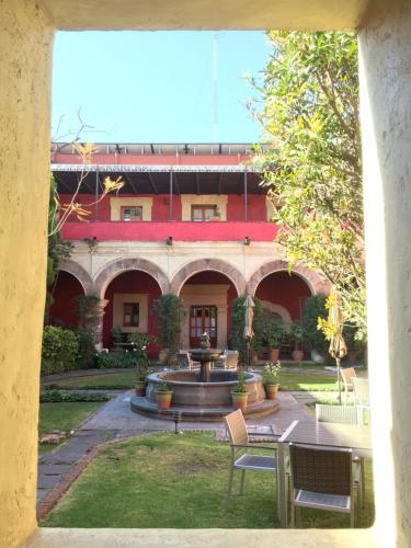 La Quinta Luna, Cholula