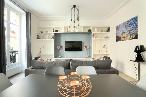 Charming apartment rue de Bretagne photo 22