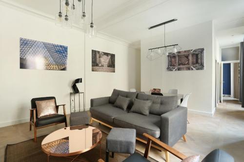Charming apartment rue de Bretagne photo 23