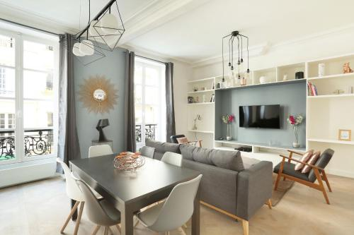 Charming apartment rue de Bretagne photo 33