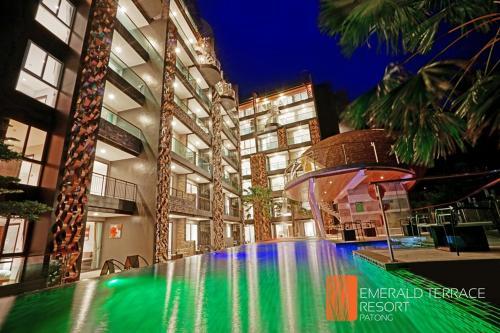Emerald Terrace Apartment Patong Emerald Terrace Apartment Patong