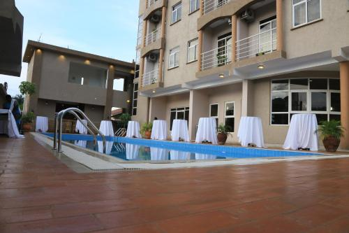 Hotel 7 Seasons Entebbe
