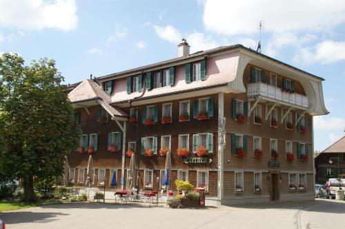 Hotel Restaurant Sternen - Guggisberg