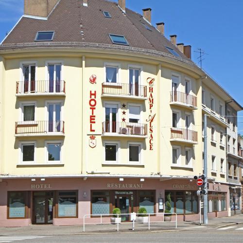 . Hotel Champ Alsace