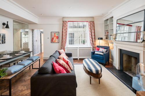 Lovely Flat In Pimlico W/ Courtyard