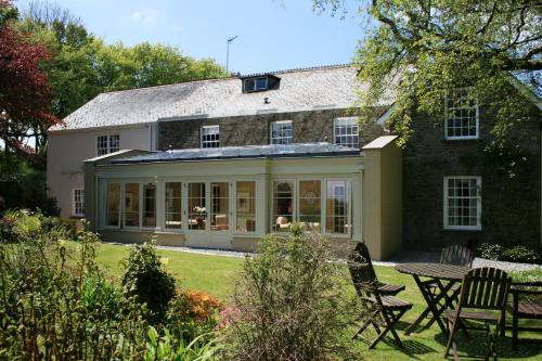 . The Old Rectory Boutique Country House Hotel