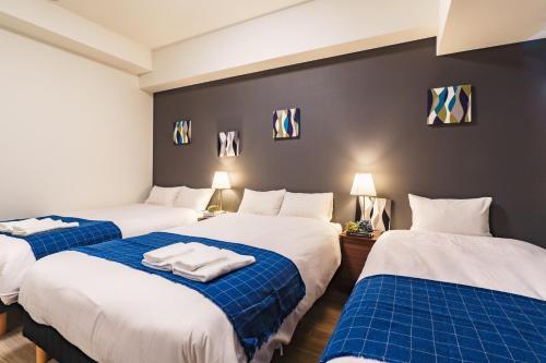 . IKIDANE Residential Hotel SHIMANOUCHI