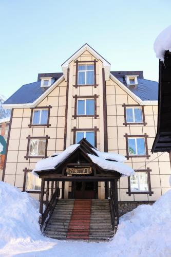 Hotel National - Dombay
