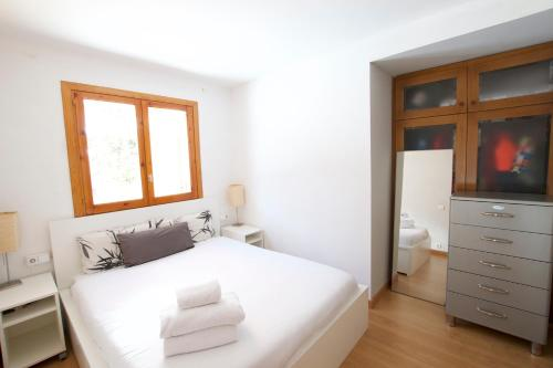 Apartamento con jardín - Apartment - La Molina