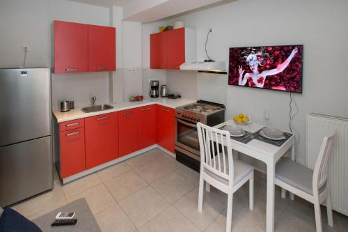 Modern Comfy Apartment Near The Acropolis by GHH, Pension in Athen