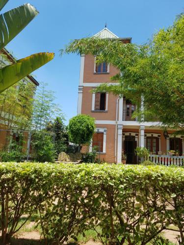 Фото отеля Meva Guesthouse