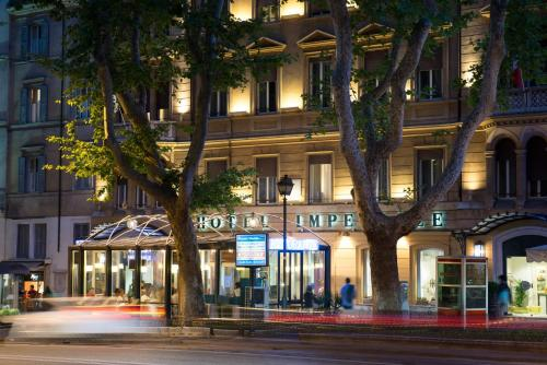 Hotel Imperiale, Rome, Italy