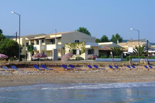 Beach Front Salvanos