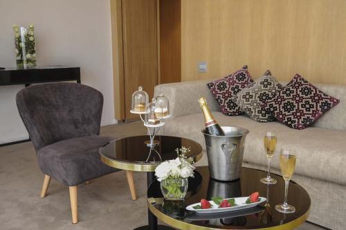 Sofitel Marrakech Lounge and Spa Zimmerfotos