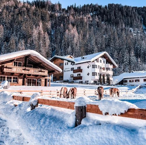 Hotel Lärchenhof Kaunertal