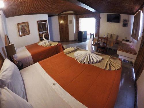 Suites Paraíso, Tequisquiapan