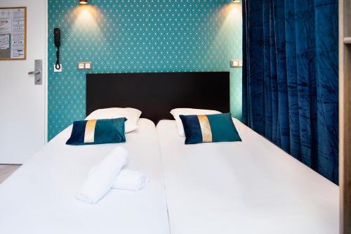 Résidence AURMAT - Aparthotel - Boulogne - Paris - Hôtel - Boulogne-Billancourt