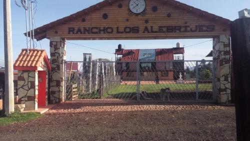 Rancho Los Alebrijes Zacatatlan