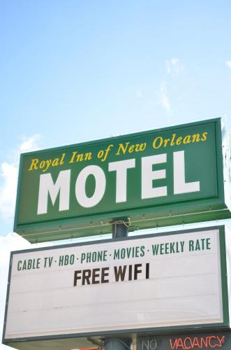 Hotel Royal Inn Of New Orleans