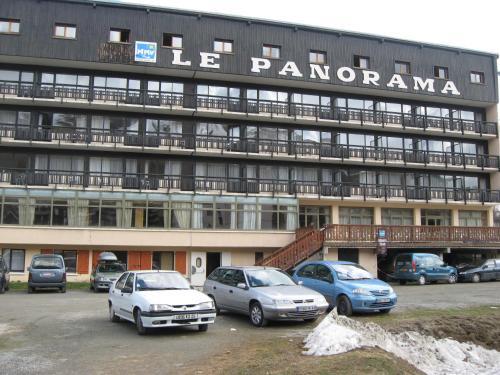 Hotel Panorama Les Deux Alpes