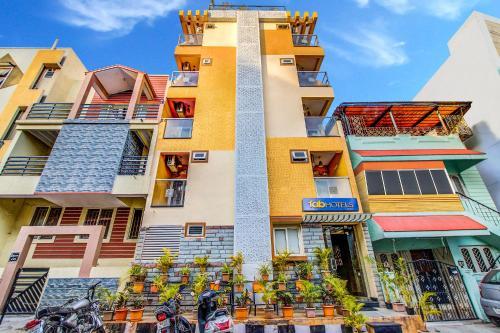 FabHotel Neema Residency Koramangala