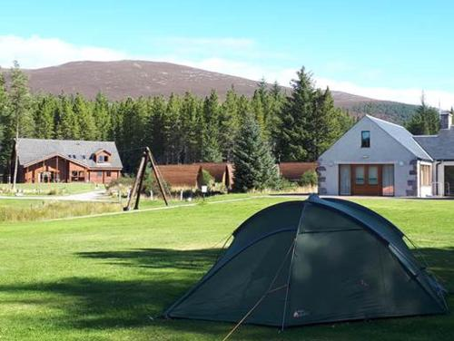 Badaguish Lodges, Wigwams And Camping, Aviemore