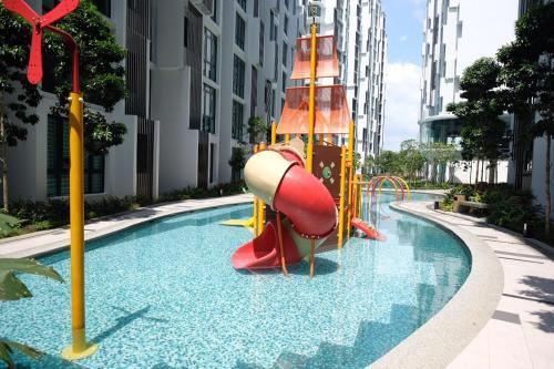 PJ Ara Damansara 3B2BR Free WiFi, Kuala Lumpur