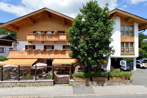 Café Pension Koller Brixen im Thale