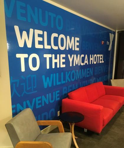 Downtown Berkeley YMCA Hotel in CA